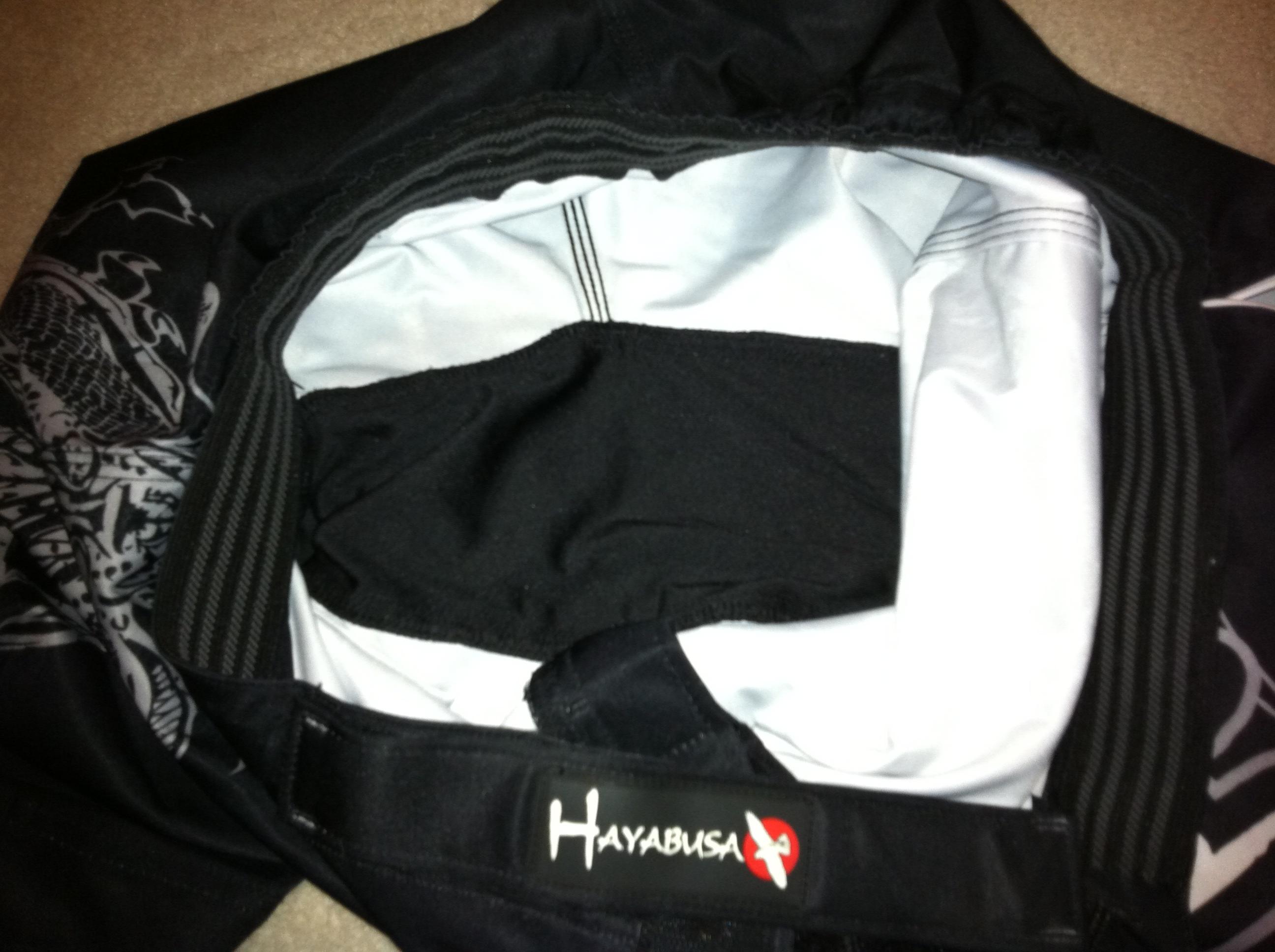 Product Review: HAYABUSA Mizuchi Fight Shorts - STRONG