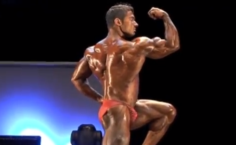 Hugo silva bodybuilder