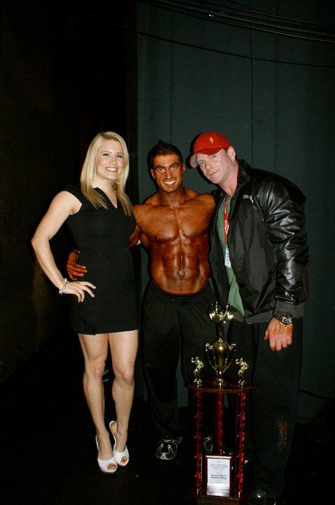 Strong-Athlete: Alex, John, Darren
