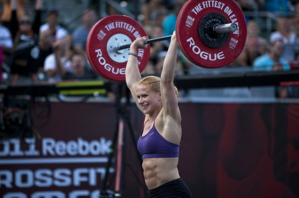 Strong-Athlete: a new CrossFit women's champion will be crowned