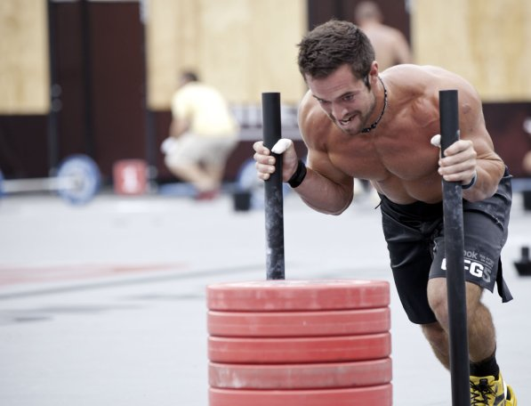 Strong-Athlete: A new CrossFit Men's Champion will be crowned