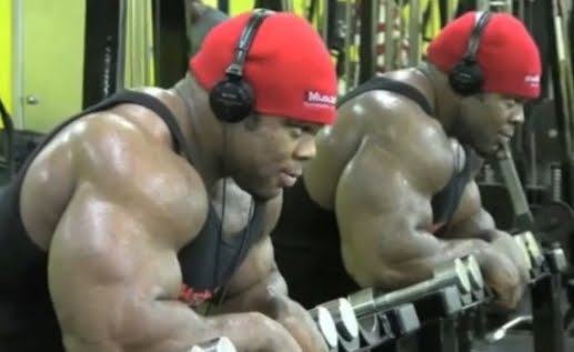 Strong Athlete: Kai Greene