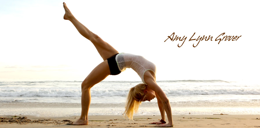 Playboy Model & Yoga Expert Amy Lynn on Strong-Athlete.com