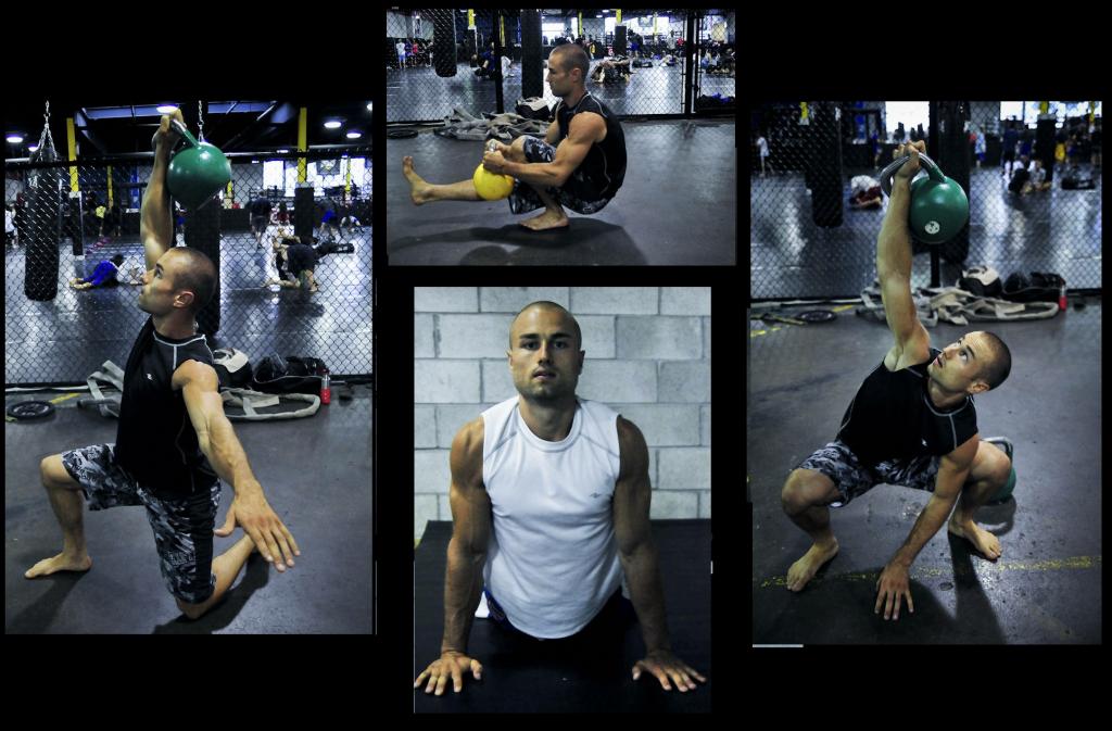 Strong Athlete: Kettlebell Basics