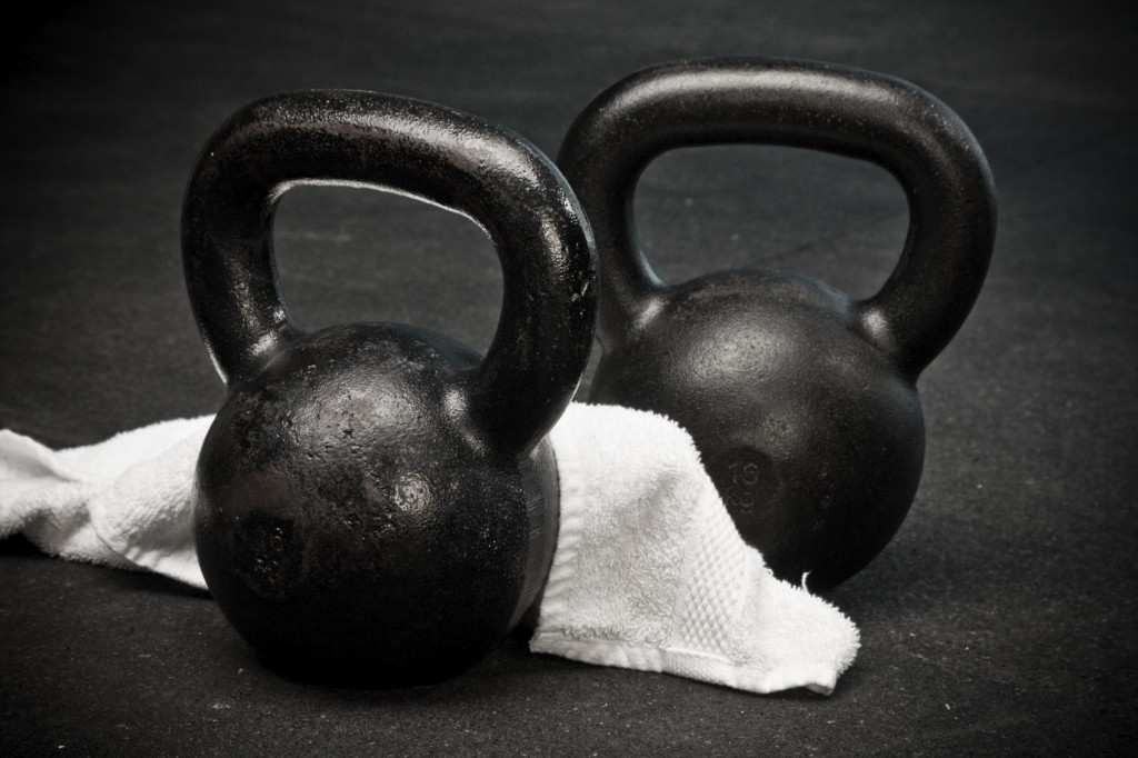 Kettlebell Basics: Strong Athlete feature