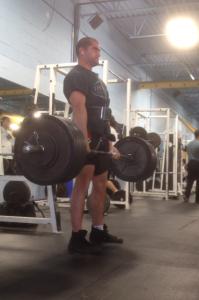 Strong-Athlete contributor Nassim Jebran