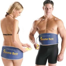 TV \Workout Gimmick - Sauna Belt