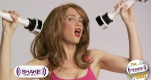 TV Workout Gimmick - Shake Weight