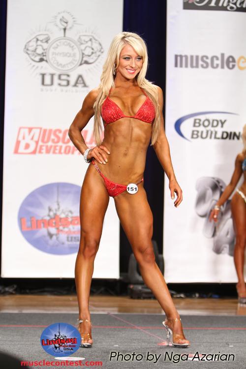 Best bikini body competion