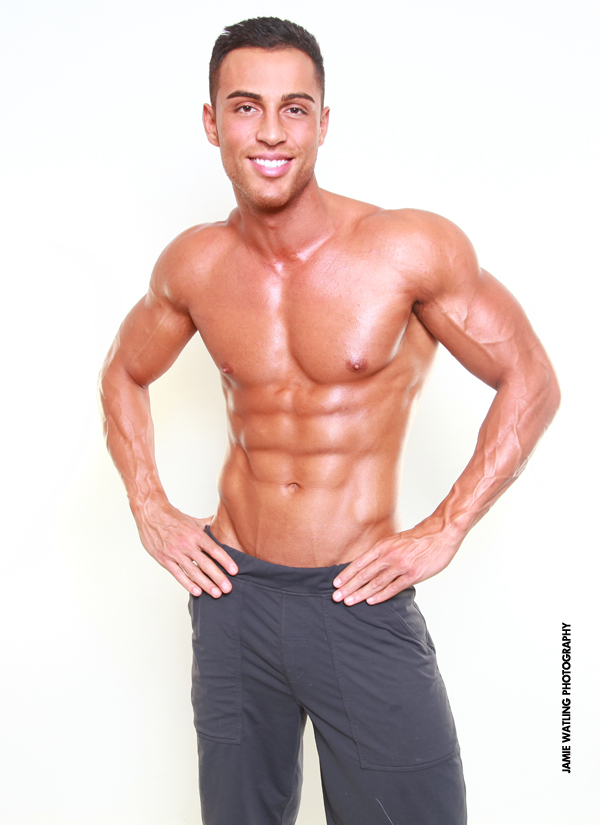Strong Athlete Interview with WBFF Pro Pedi Mirdamadi