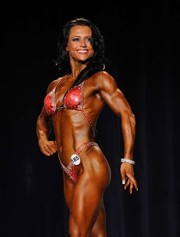 Strong-Athlete.com - Anita Kus-Roberts