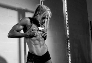 Strong-Athlete.com feature with Larissa Reis