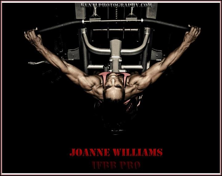 Strong-Athlete.com: Q&A with Canadian IFBB Pro Joanne Williams