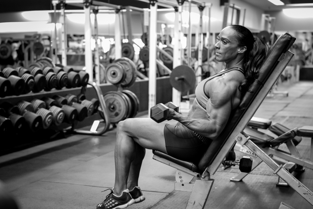 Meet New IFBB Pro Joanne Williams