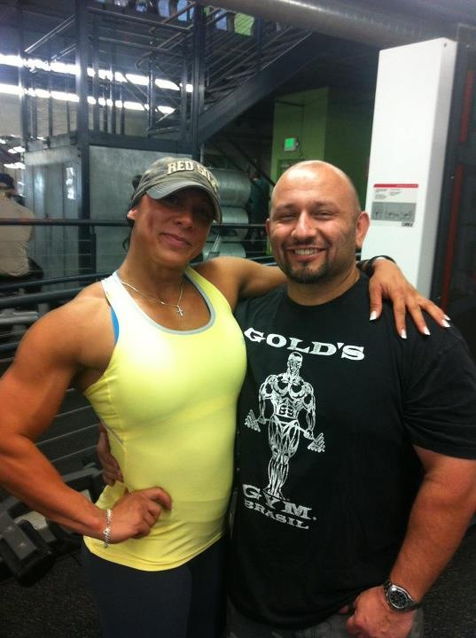 Canadian IFBB Pro Joanne Williams interview on Strong-Athlete.com