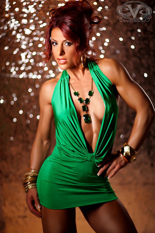 Nancy Di Nino aka The Red Storm