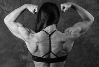 Strong-Athlete.com feature on Tina Goinarov