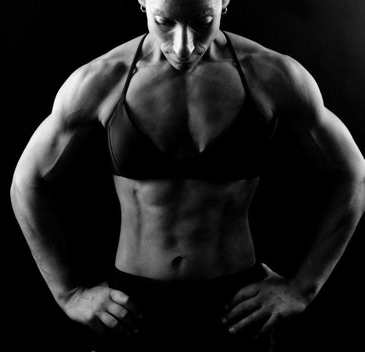 Strong Profile - Tina Goinarov
