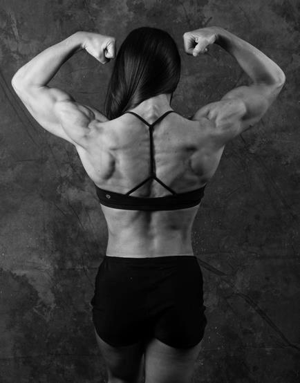 Strong Profile with Tina Goinarov